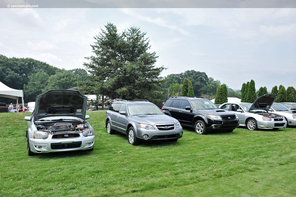 Auction Results And Sales Data For 2005 Subaru Impreza