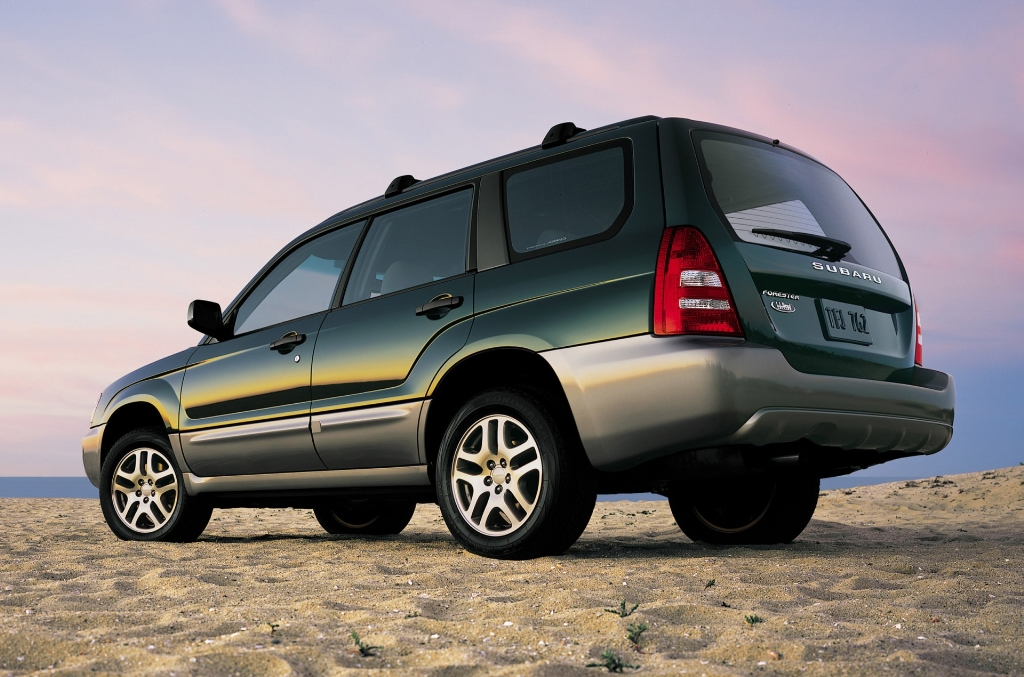 2005 Subaru Forester 2 5 Xs >> 2005 Subaru Forester Pictures, History, Value, Research, News - conceptcarz.com