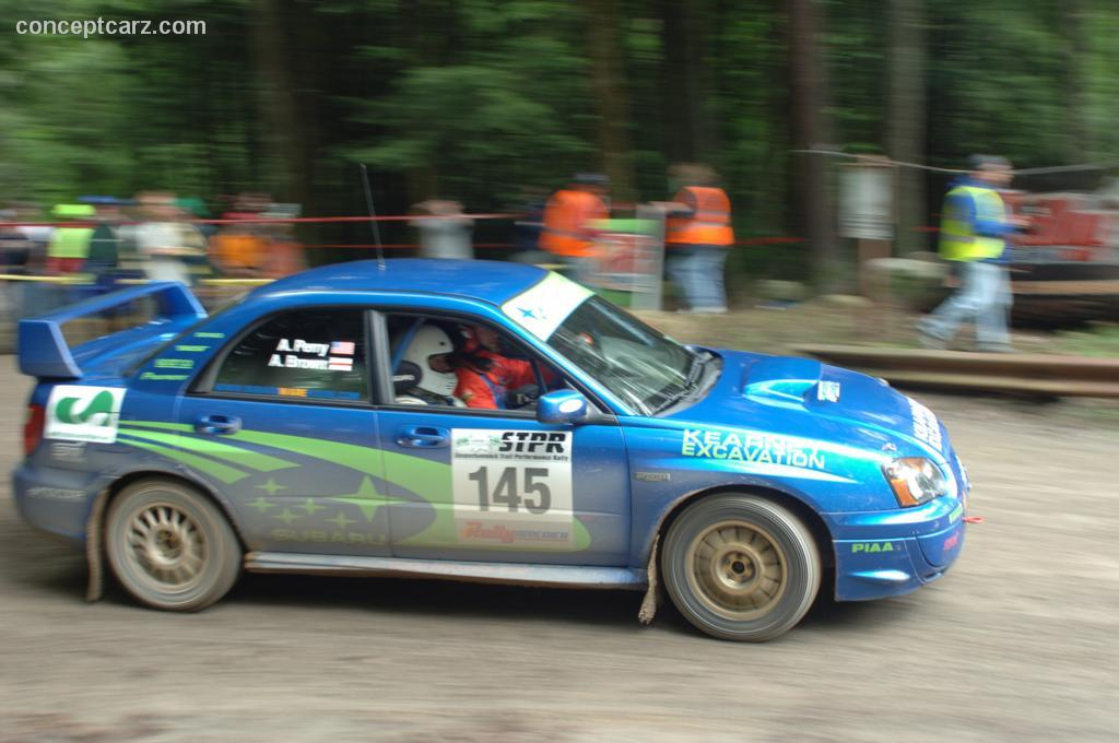 2005 Subaru Impreza WRX STI Image. Photo 22 of 34