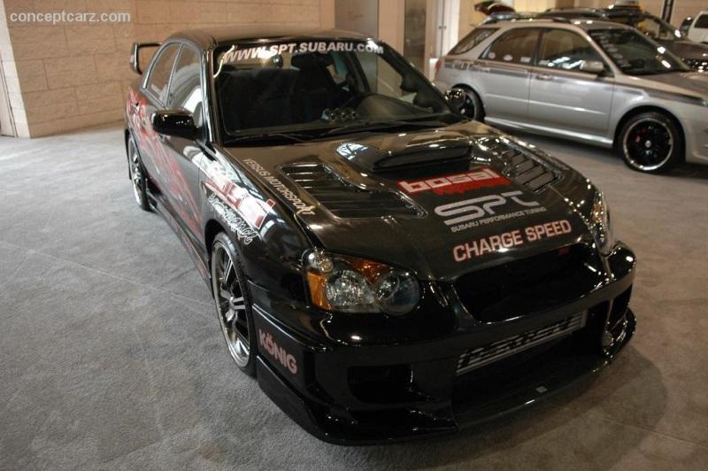 2005 Subaru Impreza Wrx Sti History Pictures Value Auction Sales