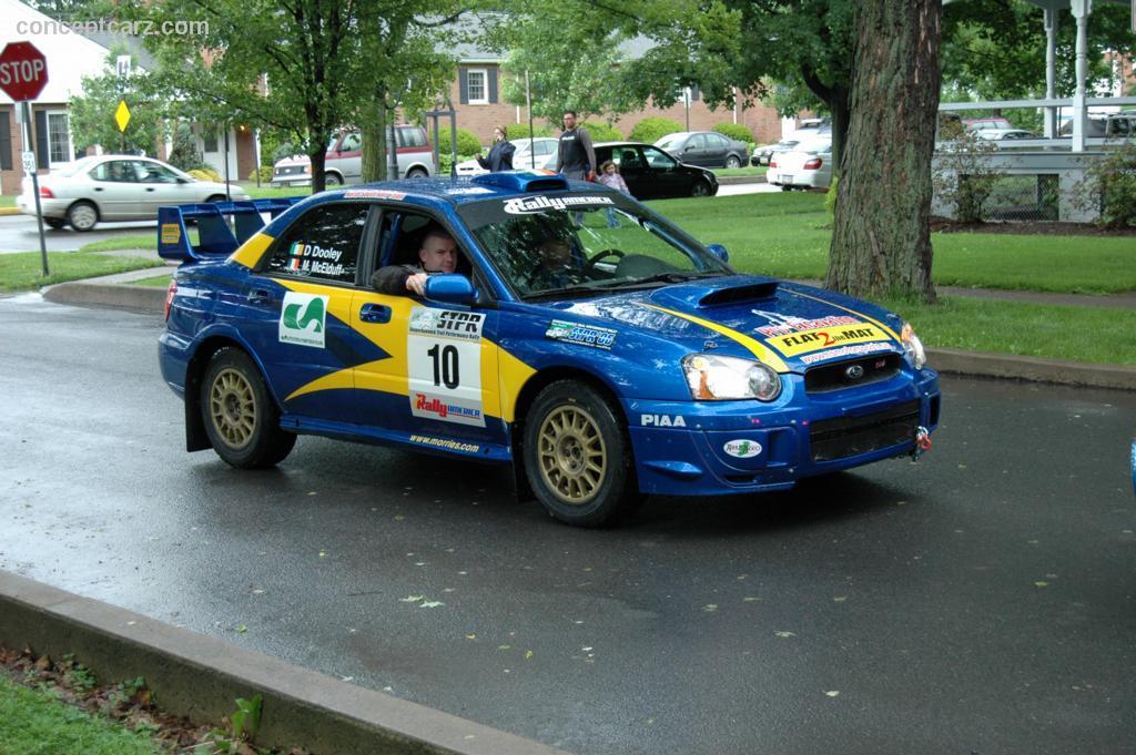 2005 Subaru Impreza WRX STI Image. https://www.conceptcarz ...