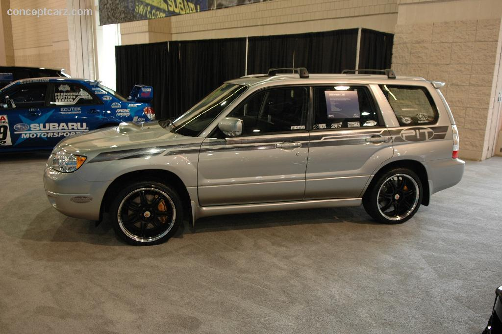 2006 subaru forester image httpswwwconceptcarzcom