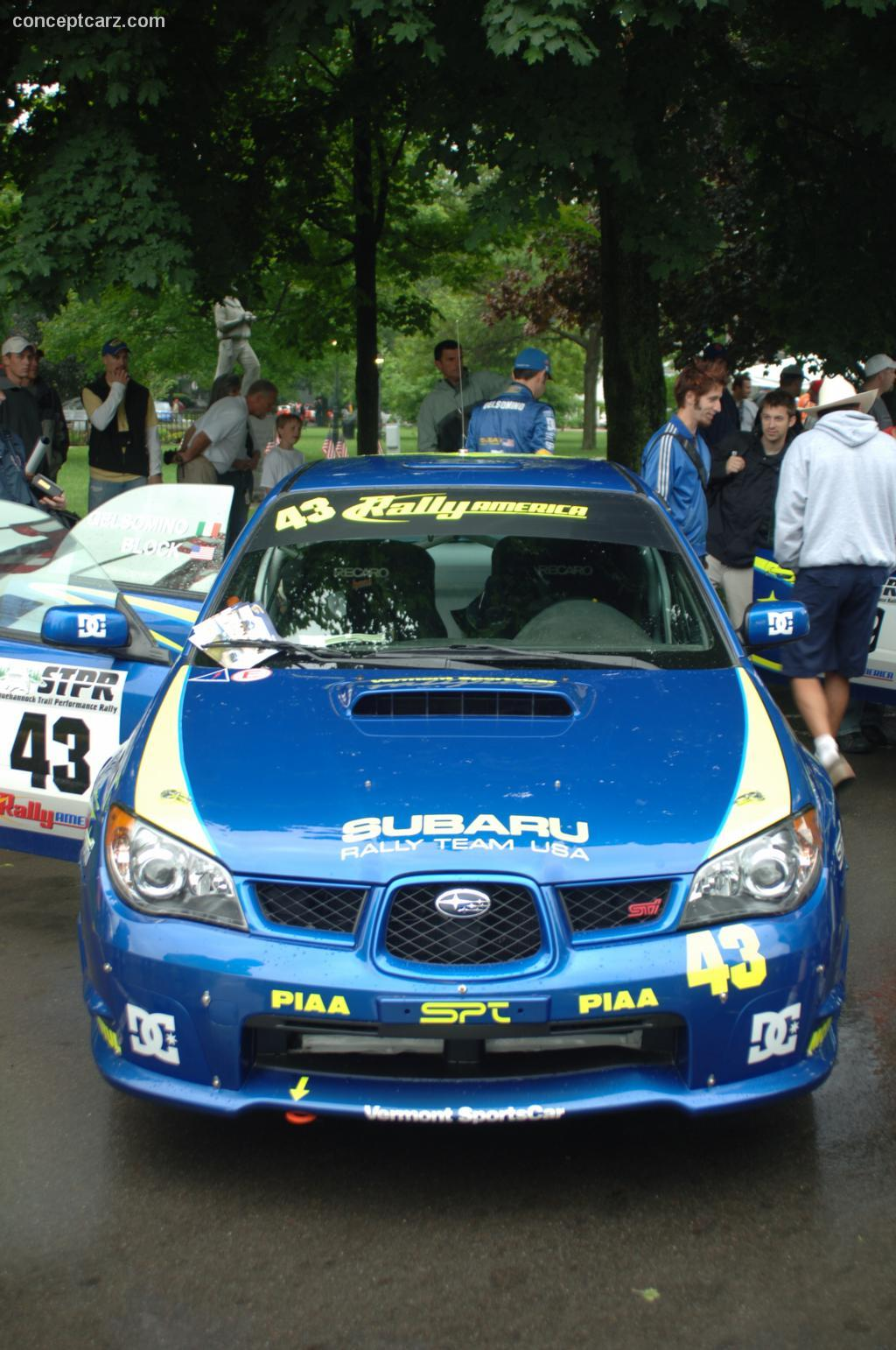 2006 subaru impreza wrx sti image. Black Bedroom Furniture Sets. Home Design Ideas