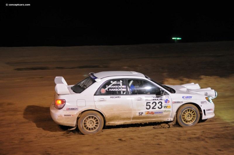 2007 Subaru Impreza Wrx Sti Limited Chassis Information