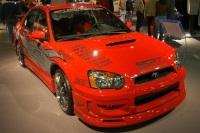 Subaru Impreza WRX Bosal