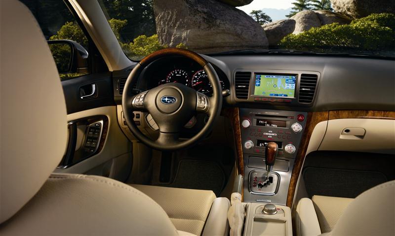 2007 Subaru Outback Thumbnail Image