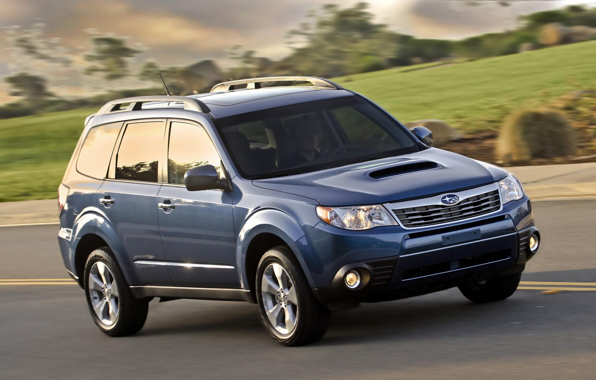 2010 Subaru Forester News and Information | conceptcarz.com