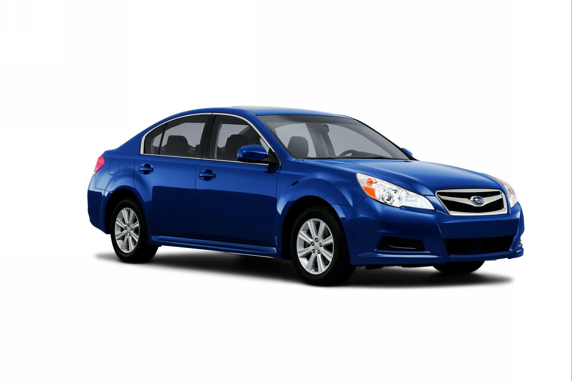 Subaru Legacy: Selection of manual mode
