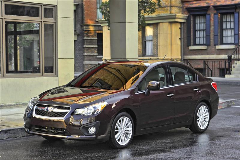 2013 Subaru Impreza