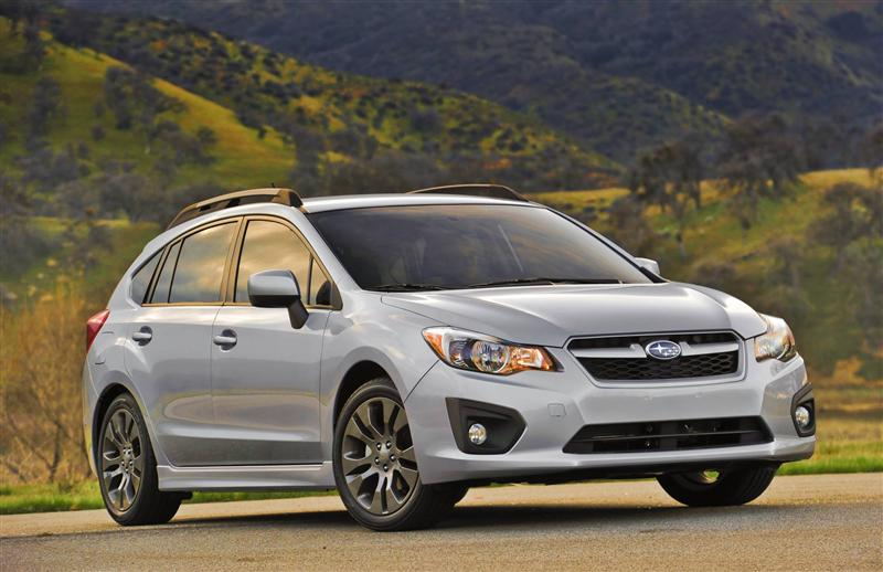 2013 Subaru Impreza Image Photo 29 Of 79