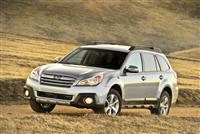 Subaru Outback Monthly Vehicle Sales