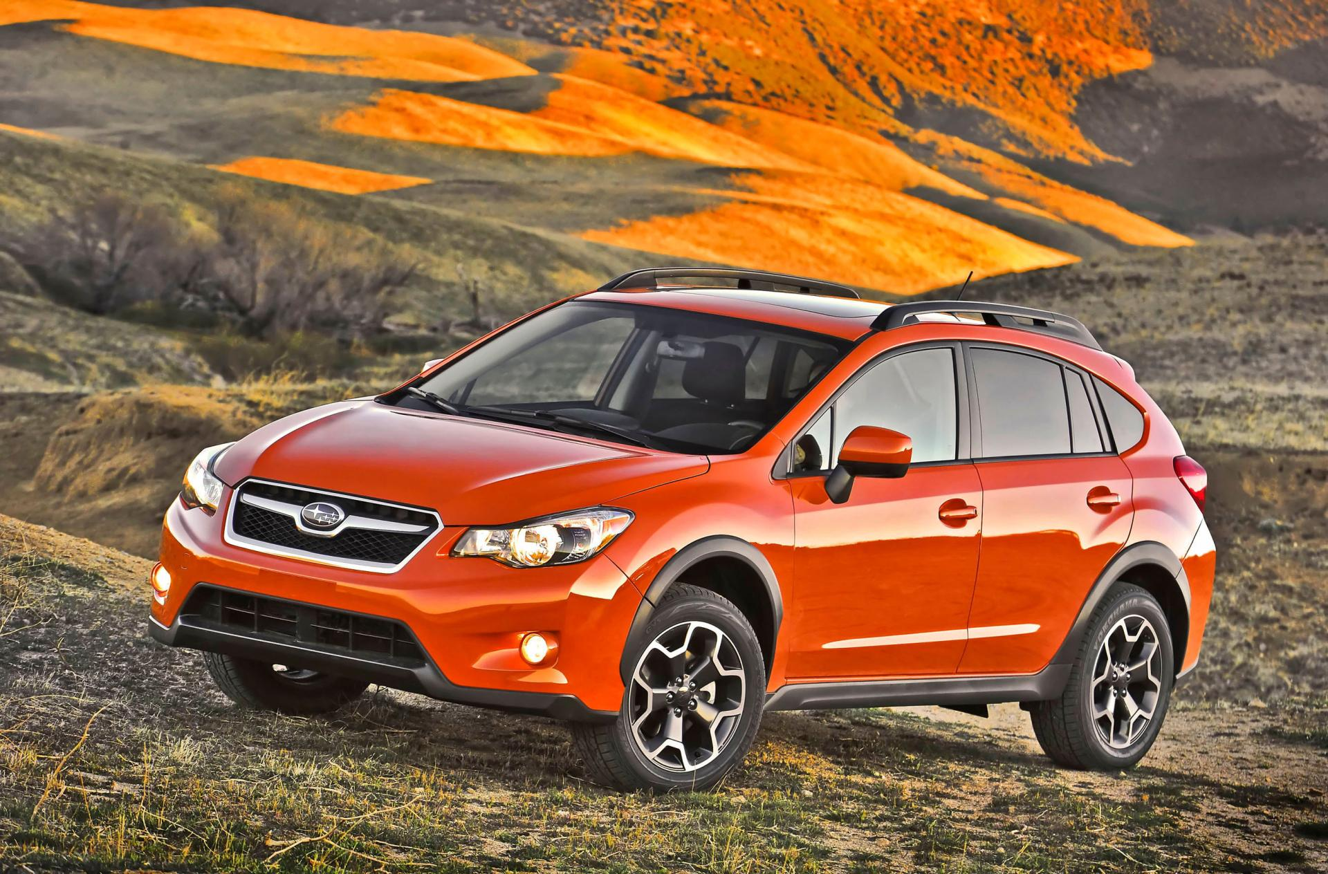 2013 Subaru XV Crosstrek News and Information
