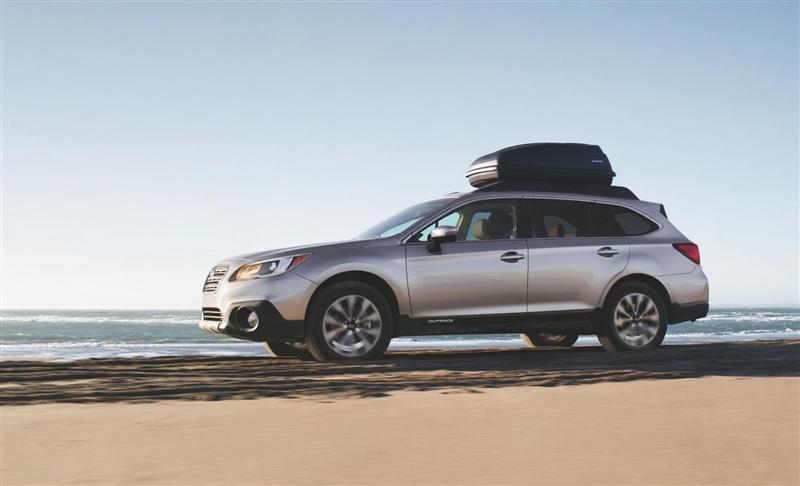2015 Subaru Outback News and Information | conceptcarz.com