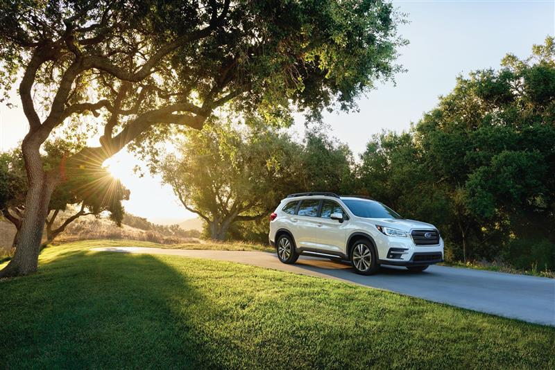 Subaru Ascent pictures and wallpaper