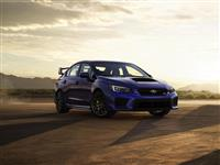 Subaru WRX Monthly Vehicle Sales