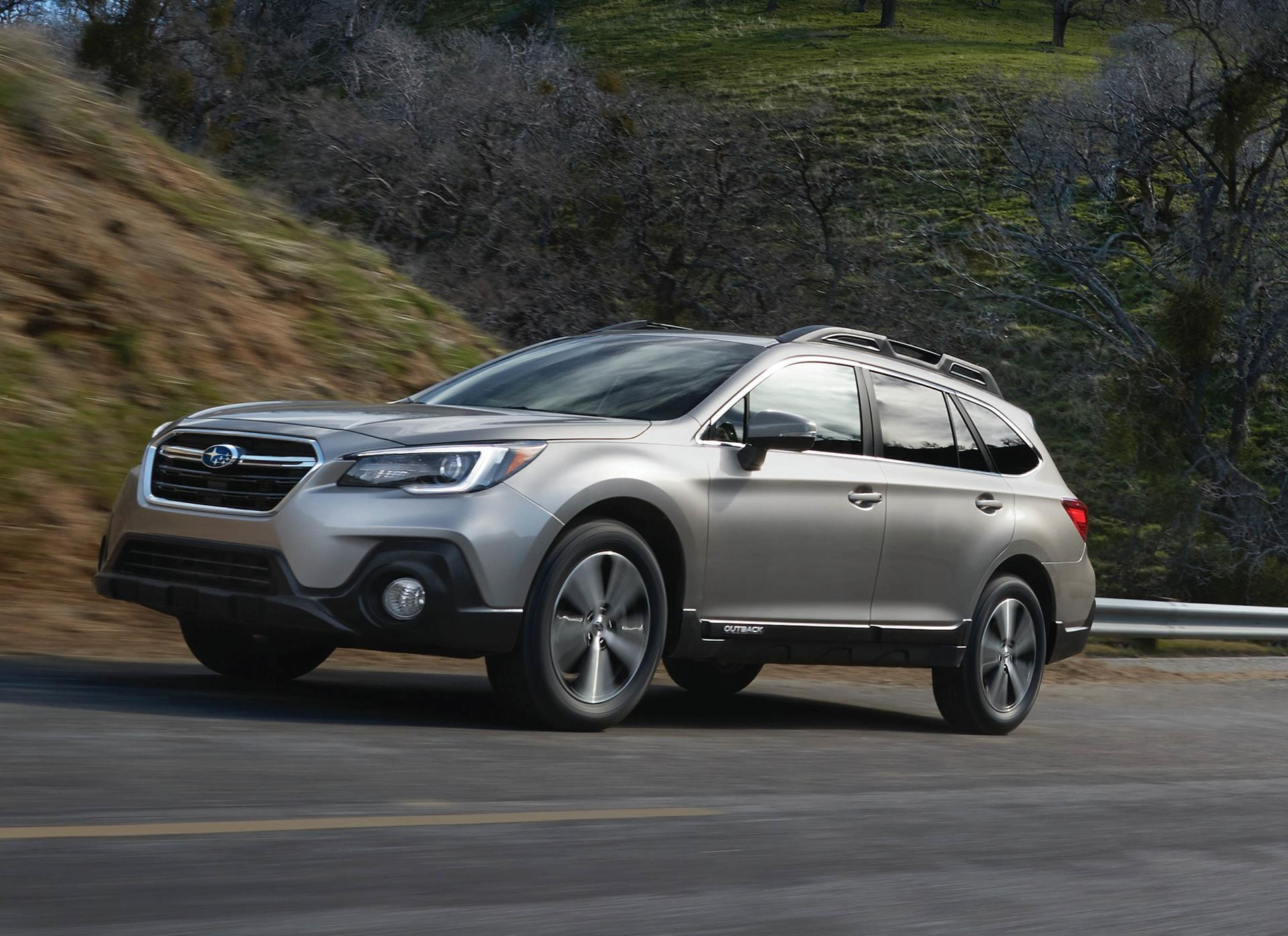 2018 Subaru Outback Technical and Mechanical Specifications