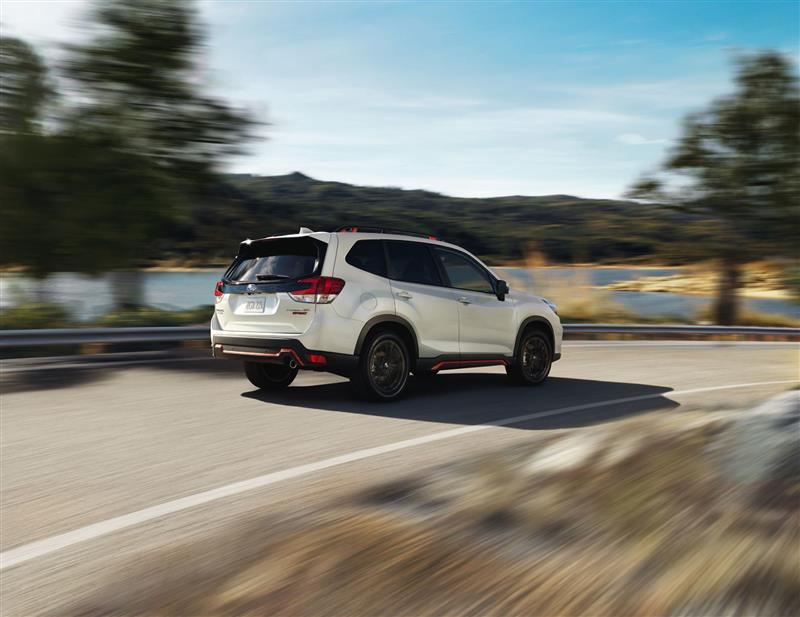 2019 Subaru Forester