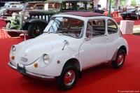 1968 Subaru 360 image.