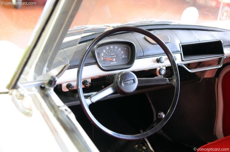 1970 Subaru 360