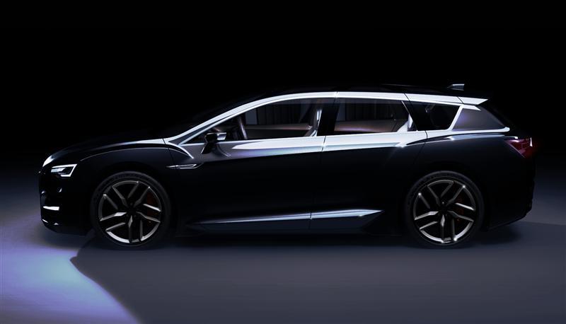 2012 Subaru Advanced Tourer Concept