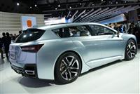 2012 Subaru Advanced Tourer Concept