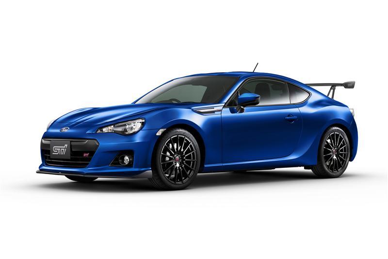 2013 Subaru BRZ tS