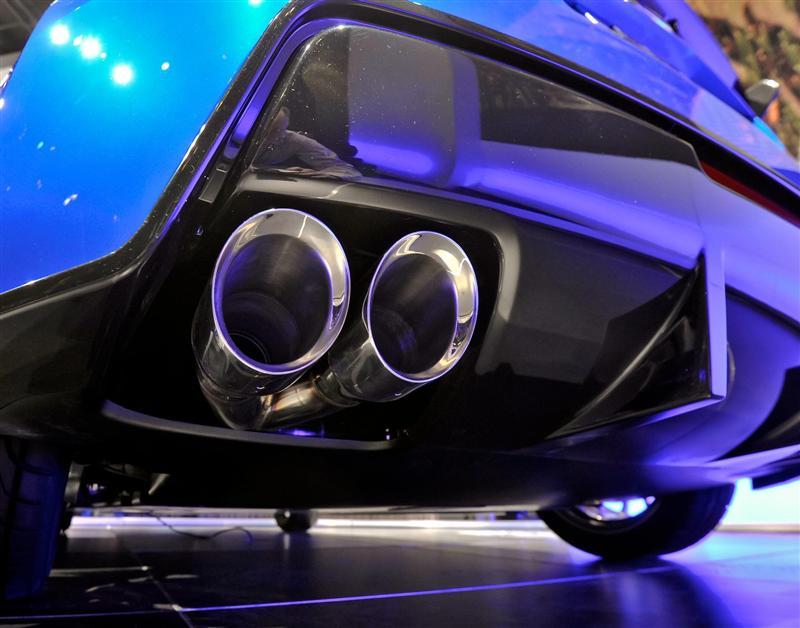 2012 Subaru Brz Concept Sti Image Photo 9 Of 35