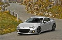 Subaru BRZ Monthly Sales