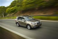 Subaru Forester Monthly Sales