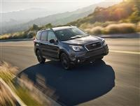 Subaru Forester Black Edition