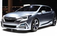 Popular 2015 Impreza 5-Door Concept Wallpaper