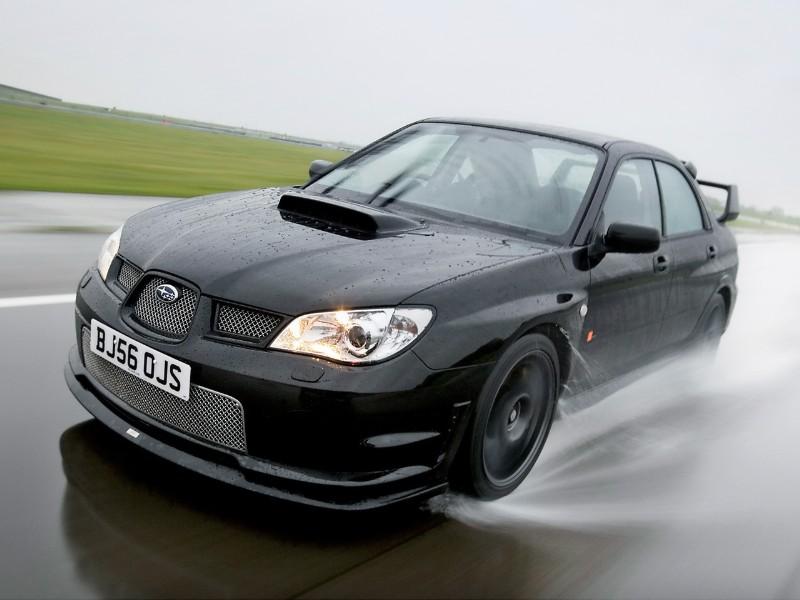 2007 Subaru Impreza Wrx Sti Rb320 History Pictures Value Auction