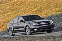 Subaru Legacy Monthly Sales