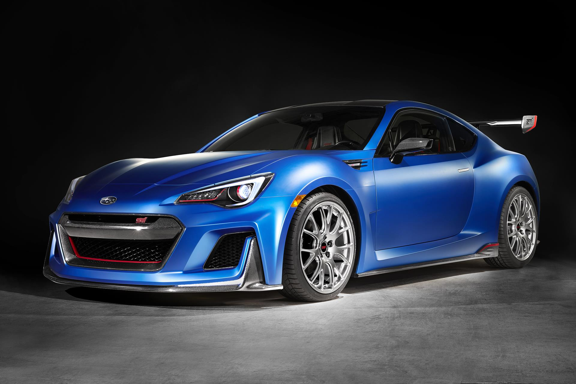 2015 Subaru STI Performance Concept News and Information Research