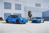Subaru Series.Hyper.Blue WRX STI