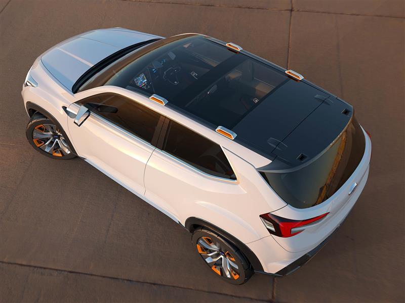 2015 Subaru Viziv Future Concept News And Information Research And