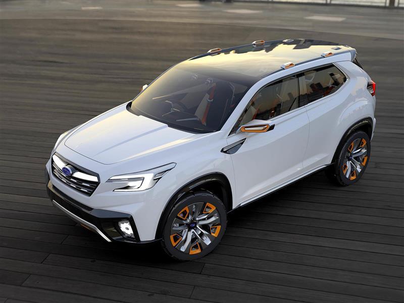 2015 Subaru Viziv Future Concept Image Photo 12 Of 15