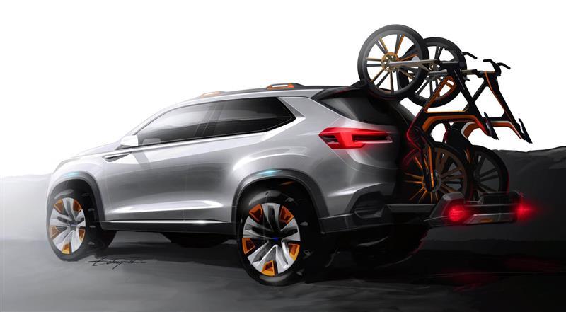 2015 Subaru Viziv Future Concept Image Photo 8 Of 15