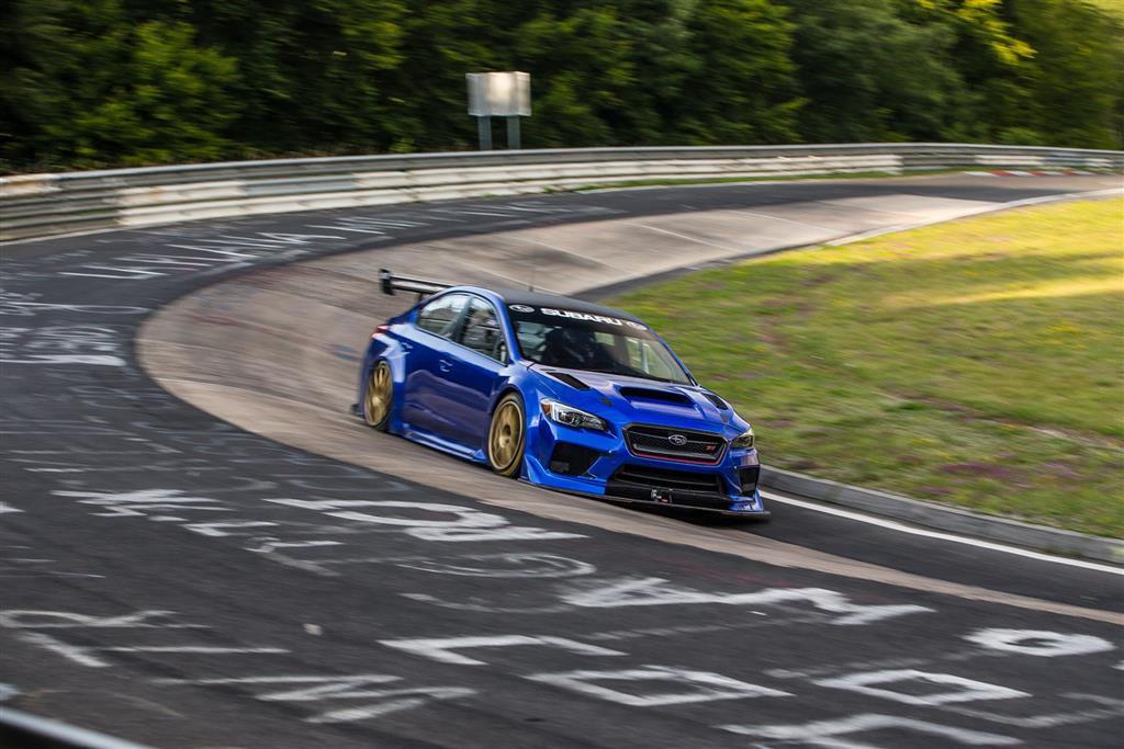 2018 Subaru WRX STI Type RA News and Information