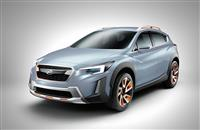 Popular 2016 XV Concept Wallpaper