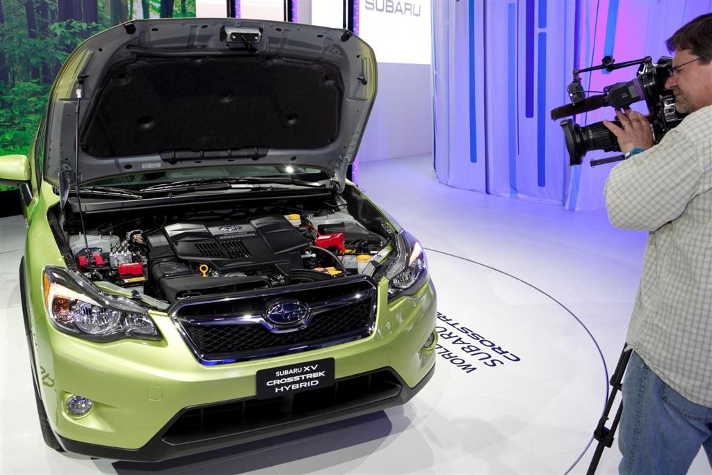 2014 Subaru XV Crosstrek News and Information