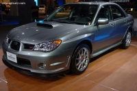 2007 Subaru Impreza WRX STI Limited image.
