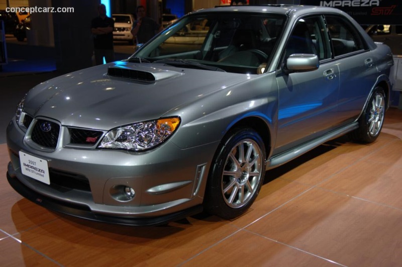 2007 subaru impreza wrx sti limited history pictures value auction sales research and news. Black Bedroom Furniture Sets. Home Design Ideas