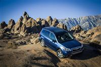 Subaru Forester Monthly Vehicle Sales