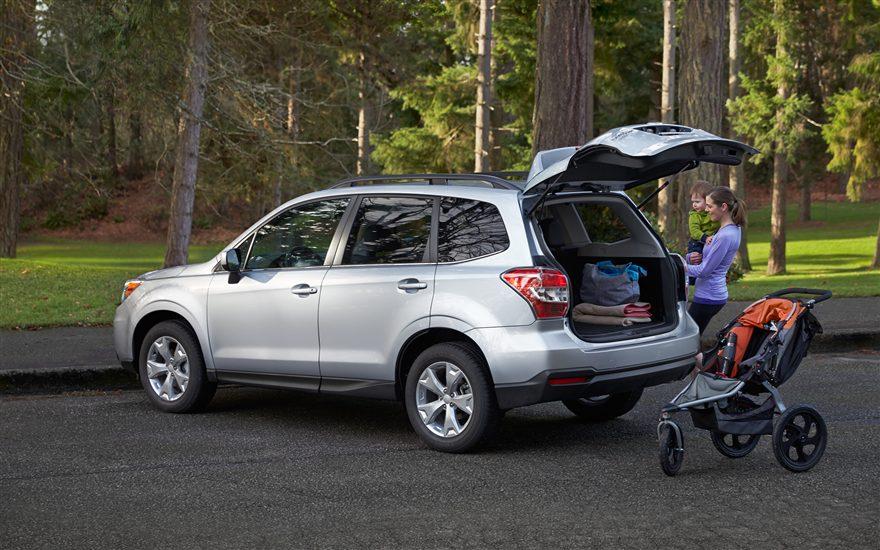 2015 Subaru Forester Image. Photo 8 of 19