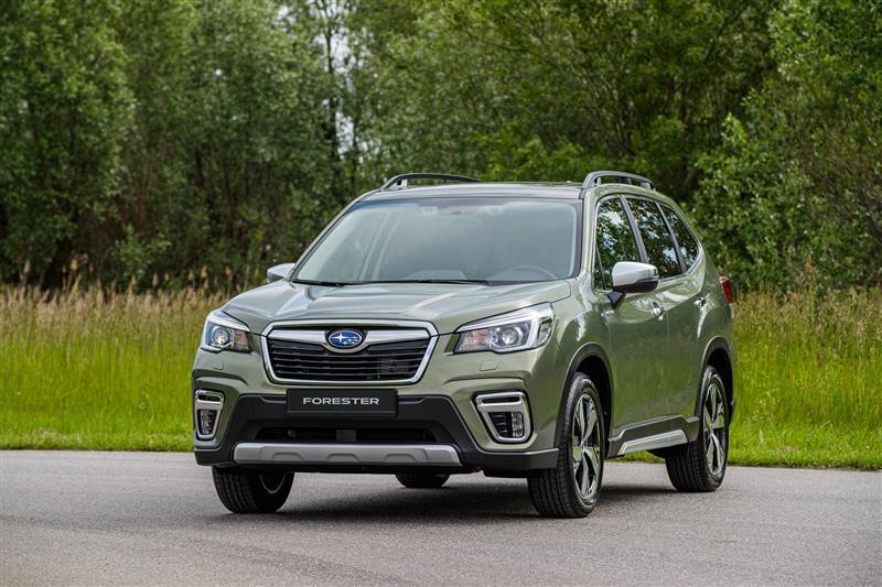 2020 Subaru Forester E Boxer News And Information