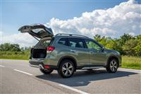 Image of the Forester e-BOXER
