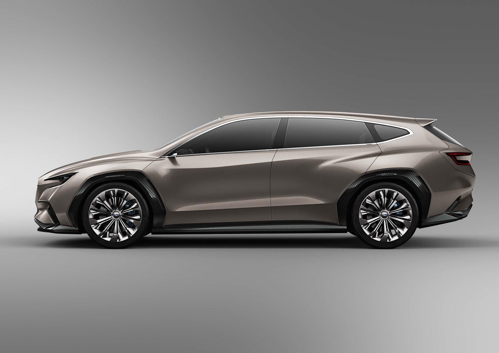 2018 Subaru Viziv Tourer Concept News