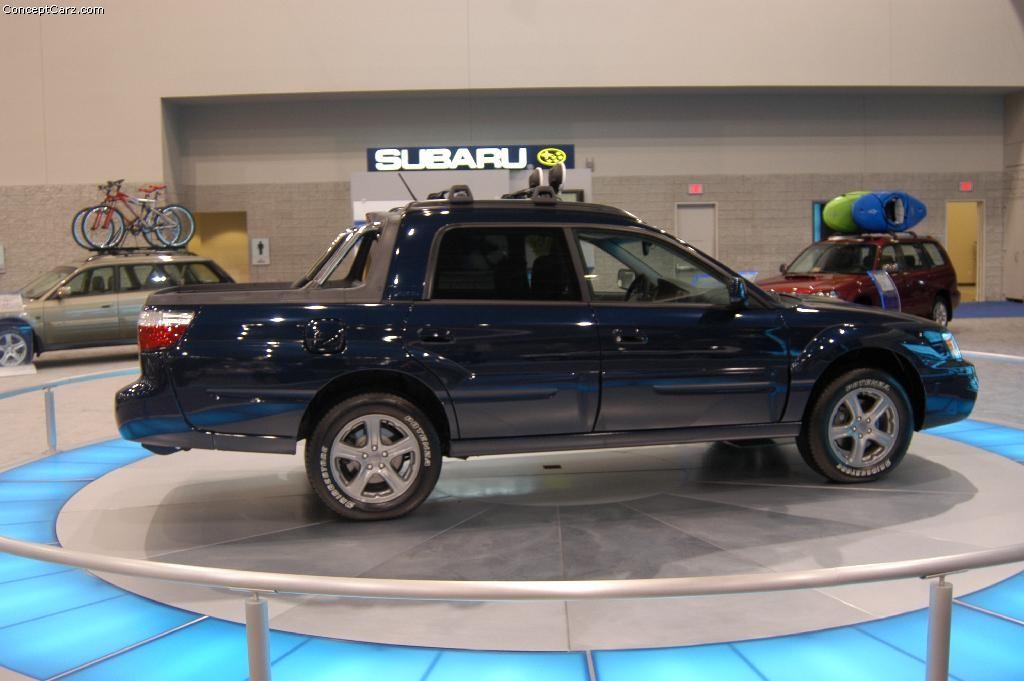 2004 Subaru Baja Image. Photo 3 of 9