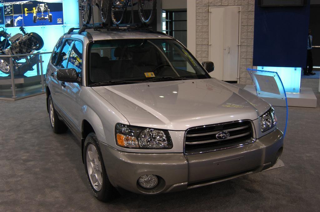 2005 Subaru Forester thumbnail image